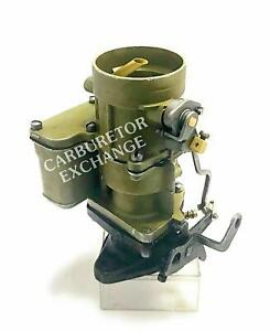 Chevy Gmc Carter Yf 1 Barrel Carburetor 216 Engine