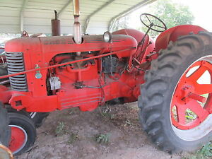 Case Sc Tractor Pto 3 Cylinder Pto Shaft