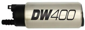 Deatschwerks 415lph Dw400 In Tank Fuel Pump W Universal Set Up Kit