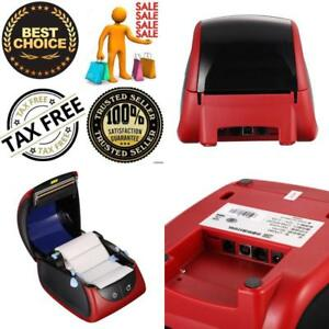 Pos Printer 80mm Thermal Receipt Upgrade Receipt Small Ticket Barcode Printer Us