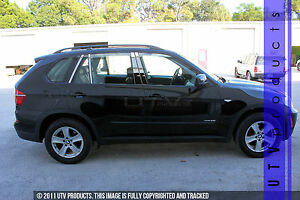 Gtg 2007 2013 Bmw X5 8pc Chrome Stainless Steel Pillars Posts