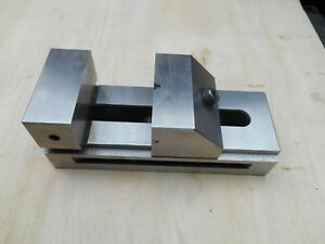 Machinist Vise Grinding Vise 3 Jaws