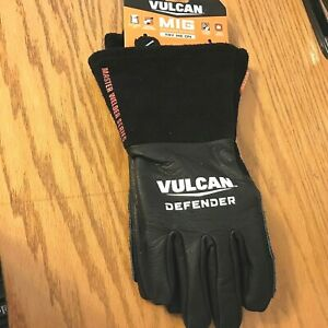 Vulcan Defender Master Welder Series Mig Welding Gloves Size Extra Large Xl