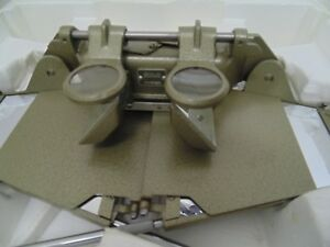 Wild Heerbrugg St4 Mirror Stereoscope Swiss Made Excellent