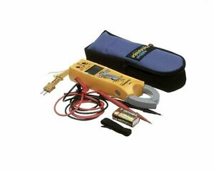 Fieldpiece Sc260 Compact Clamp Meter True Rms Magnet