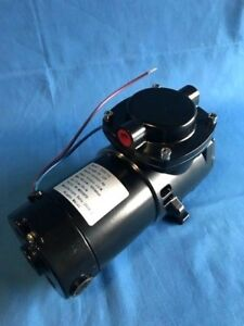 Dc 12v Brush Diaphragm Vacuum Compressor Pump New Free Shipping