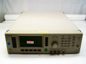 Anritsu 68347c Synthesized Signal Generator