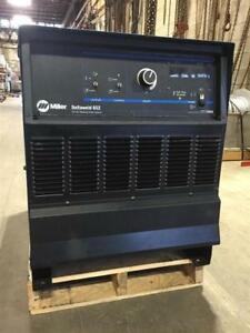 Miller Deltaweld 652 Cv dc Welder Mig Power Source 230 460 575v 3ph