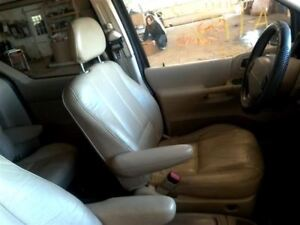 Driver Front Seat Bucket Low Back Leather Electric Fits 99 00 Windstar 103012