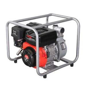 2 Ducar Dh50 High Pressure Portable Fire Pump