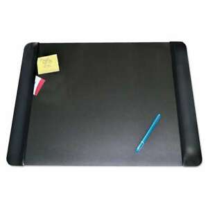 Artistic Executive Desk Pad With Leather like Side Panels 24 X 030615138416