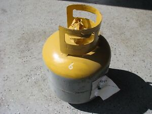 Refrigerant Recovery Tank With Expired Test Date 400 Psi Cylinder Rating
