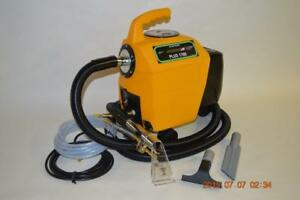 1 Mobile Auto Detailing Hot Water Carpet Extractor New
