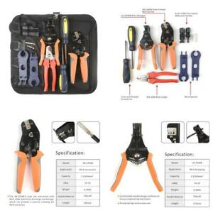 Iwiss Mc4 Solar Pv Cable Crimping Tool Kit For 2 5 4 6mm with
