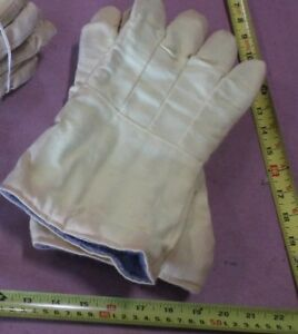 18 Heat Resistant Gloves Made With Kevlar one Size Fits Most Rn104083 1pair