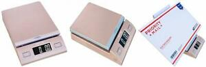 Accuteck Dreamgold 86 Lbs Digital Postal Scale Shipping 1 Pack Gold