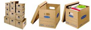 Bankers Box Smoothmove Classic Moving Kit Boxes Tape free Assembly 12 pack