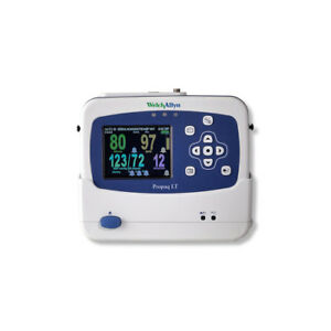 Welch Allyn Propaq Lt Monitor With Charging Cradle Biomed Certified