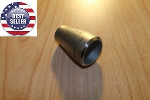 10 Pack Concentric Reducer Butt weld Pipe Fitting Coupling 1 X 1 2