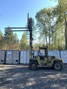 Clark 18 000 Lbs Capacity Forklift 16 Lift Forks 8 Hyster Toyota Pneumatic