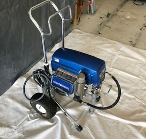 Graco Ultimate Mx Ii 795 Airless Paint Sprayer With 2 Spray Guns
