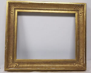 Antique Gilt Hudson River School Picture Painting Frame Colnaghi Old Master