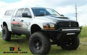 Add F532892680103 Stealth Front Bumper For 2003 2009 Dodge Ram 2500 3500