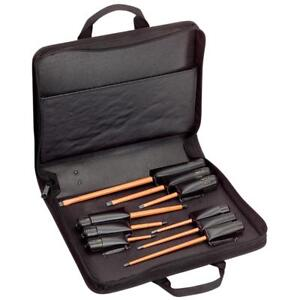 Klein Tools 9 piece Insulated Screwdriver Kit 33528