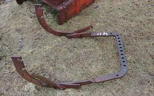 Ih Farmall Drawbar 140 130 Super Av 100 High Crop Hi Clear