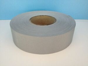 Reflective Sew on Safety Fabric Strip 6 Wide 30 Feet