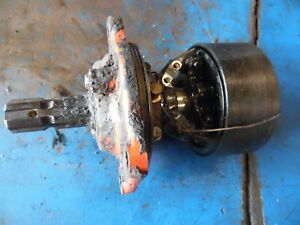 1955 Case 400 Gas Farm Tractor Power Take Off Clutch Assembly