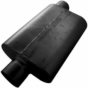 Flowmaster Universal 30 Series Race Muffler 4 00 Offset In Out 54031 12