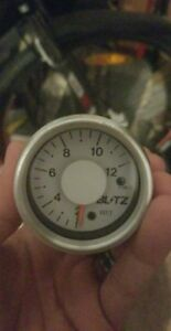 Blitz Jdm Fuel Exhaust Temp Gauge