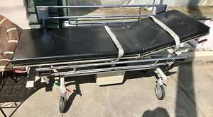 Midmark 530 Hydraulic Stretcher Gurney Medical Transport