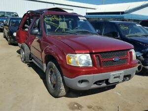 2002 Ford Explorer Rear Axle Assembly 2 Door Sport Package 3 73 Ratio