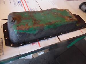 Oliver 1800 a Farm Tractor Oil Pan