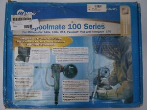 Miller Spoolmate 100 Spool Gun 300371 For Millermatic 140 Mm180 Mm211