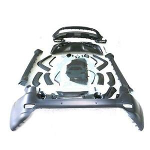 Bodykits Auto Front Rear Bumper Cars Exterior Parts For Jeep Grand Cherokee 2014