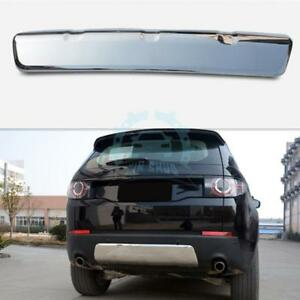 Car Rear Bumpers Lower Exterior Trims Glossy For Land Rover Discovery Sport