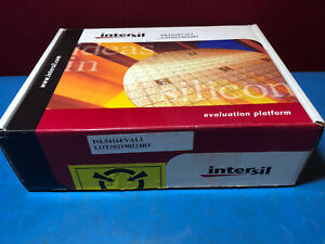 Intersil Isl5416eval1 Ddc Evaluation Board Isl5416 And Pc Software Disk