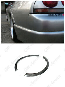 Carbon Nismo Style Rear Over Fender Flare For 95 98 Nissan Skyline R33 Gtr