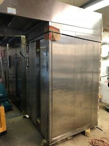 Spartan Spo1g Single Rack Bakery Baking Rotating Natural Gas Oven Not Working