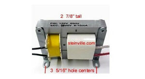 3500v Core And Coil Neon Beer Sign advertising Clock Transformer Power Supply