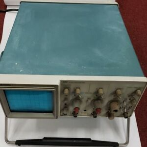 Analog Oscilloscope Tektronix 2213 60 Mhz 2 Chanel