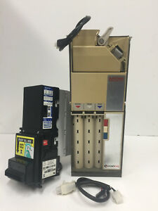 Coinco 9302gx Coin Changer vn 2312 U3 Validator With Mdb Harness Refurbished