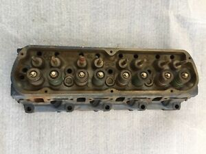 Ford 302 Cylinder Head D80e Ab Fairlane Mustang Galaxie Parts Core Re build