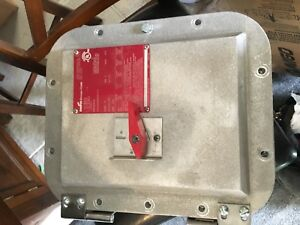 Crouse Hinds Eida3030 Explosion Proof Dust ignition Proof Enclosure