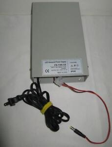 Led Rainproof Power Supply Fs 150 12 Excellent Condition