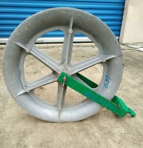 Greenlee 639 Hook Type Cable Pulling Sheave