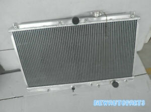 Alloy Aluminum Radiator Fits For Honda Prelude 2 2l Mt 1997 2001 98 99 00 01 New